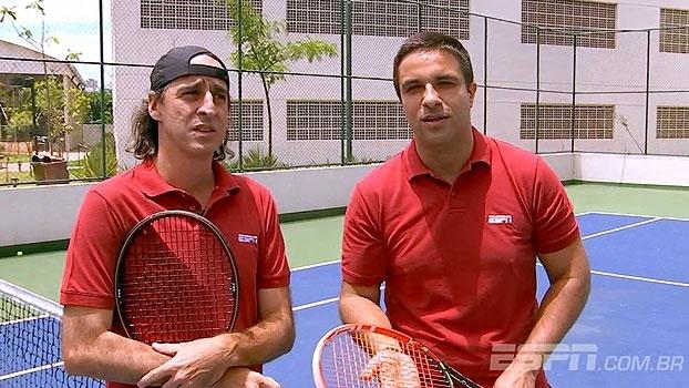 O Australian Open vem aí! Meligeni e Nardini convidam o fã do esporte para assistir nos canais ESPN