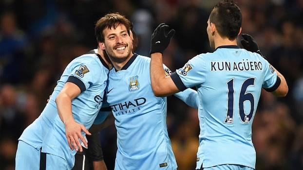 Assista aos melhores momentos da vitória do Manchester City sobre o Newcastle por 5 a 0