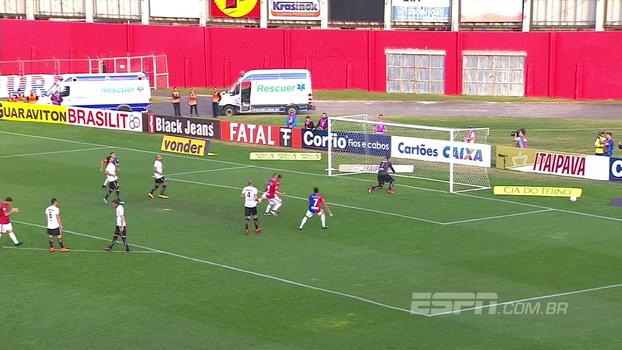 Série B: Gol de Paraná 1 x 0 ABC