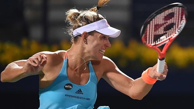 Veja lances de Angelique Kerber 2 x 0 Ana Konjuh