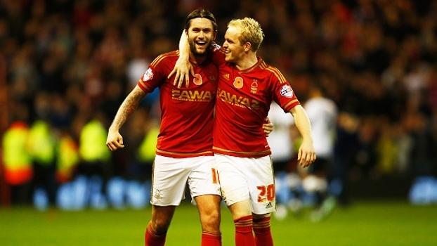 Promessa portuguesa marca, e Nottingham faz as pazes com a vitória na 2ª divisão inglesa