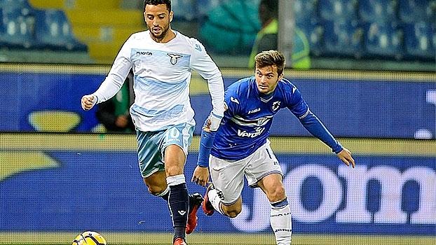 Felipe Anderson brilha, Lazio vence Sampdoria fora de casa e cola na zona da Champions
