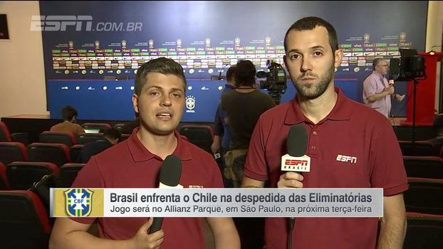 Rodrigo Caio na vaga de Thiago Silva e a chance de Ederson; veja as informações da seleção brasileira desta sexta-feira