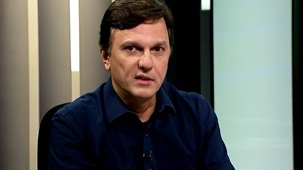 Mauro elogia postura do Botafogo, critica a do Flamengo e diz que Bandeira de Mello não conhece futebol