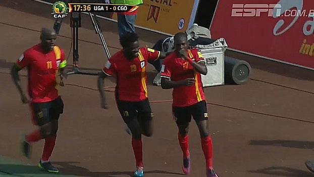 Uganda vence Congo em casa e assume liderança do grupo E das eliminatórias