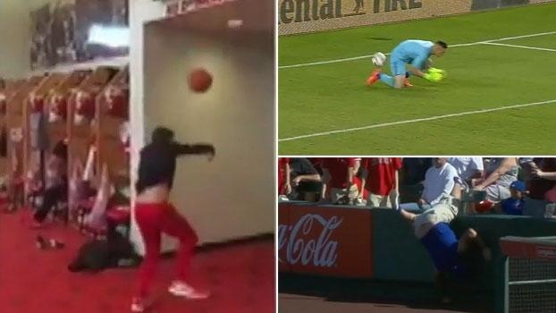 Frango histórico na MLS, Cairo Santos passando vergonha e mais: Ari Aguiar comanda no Not Top10