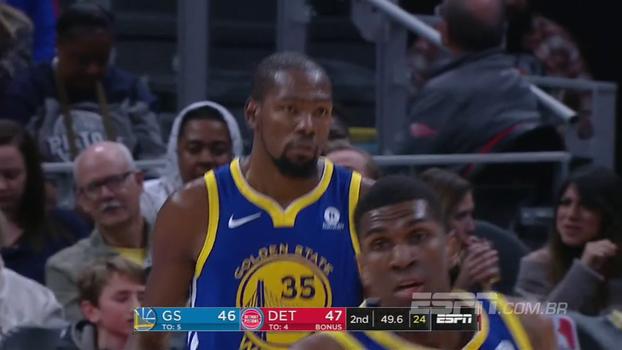 Durant chamando marcador para dançar, parceria Wade-LeBron e cravada do deus grego; veja top10 da NBA de sexta