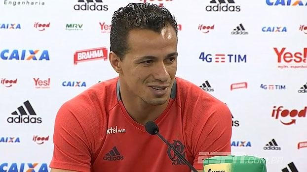 Damião afirma torcer por sucesso de Usain Bolt no futebol: 'Como ponta, fica fácil para o atacante'