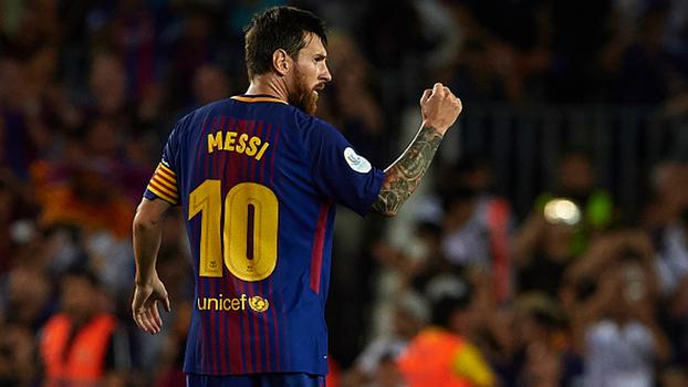 Duelo com Casemiro, gol de pênalti e mais: veja como Messi jogou contra o Real Madrid