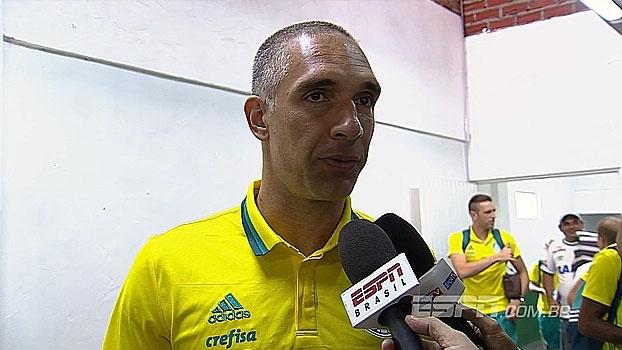 Recuperado de lesão, Prass comemora volta ao gol e oportunidade de homenagear Chapecoense