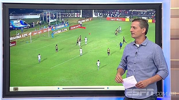 Sálvio Spinola analisa o lance e crava: 'Não foi pênalti para o Vasco'