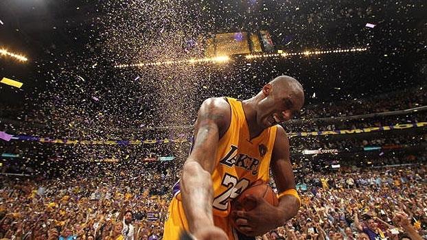 É muita história para contar! Veja momentos marcantes de Kobe pelos Lakers