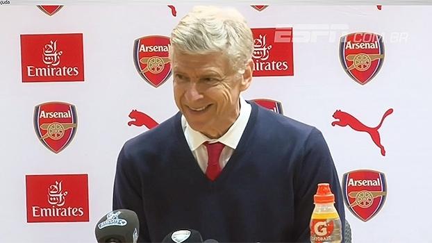 Técnico do Arsenal comenta manifestação da torcida contra ele: 'A maioria não protestou'
