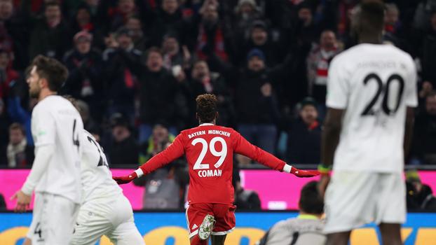 Bundesliga: Gols de Bayern de Munique 3 x 1 Hannover