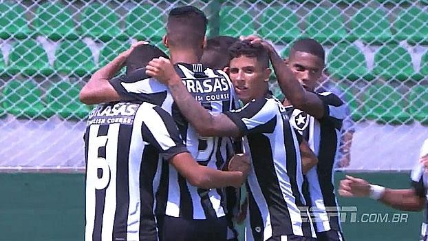 Copa São Paulo: Gols de Rio Preto 1 x 2 Botafogo