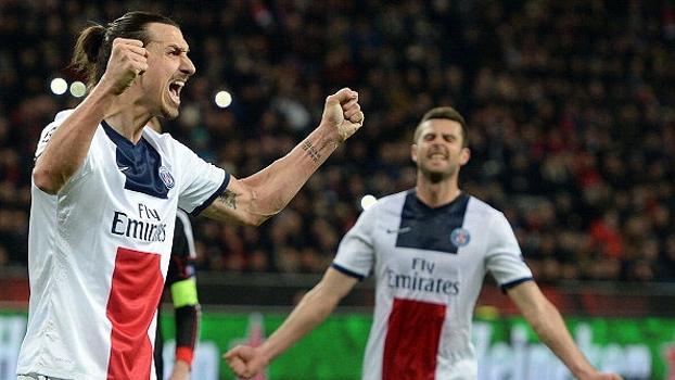 Champions League (oitavas de final - jogo de ida): Melhores momentos de Bayer Leverkusen 0 x 4 PSG