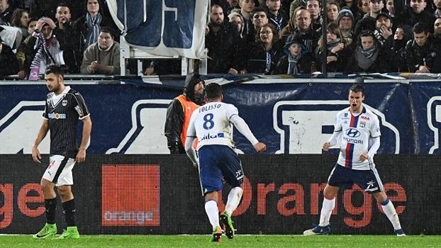 Veja os melhores momentos de Bordeaux 1 x 1 Lyon