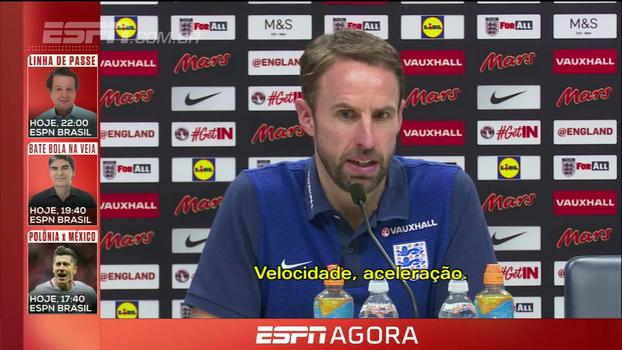 Antes de confronto técnico da Inglaterra coloca seleção brasileira como 'melhor do mundo': 'Aniquilou todos na América do Sul'