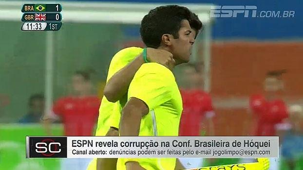 Jogo Limpo: ESPN revela corrupção na Confederação Brasileira de Hóquei