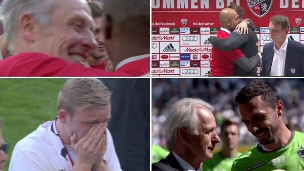 Acesso, rebaixamento, despedidas e homenagens: fim de semana resgata alma do futebol na Alemanha