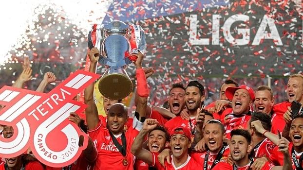 Português: Gols de Benfica 5x 0 Vitória de Guimarães