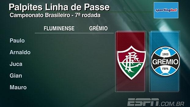Assista aos palpites do 'Linha de Passe' para a 7ª rodada do Campeonato Brasileiro