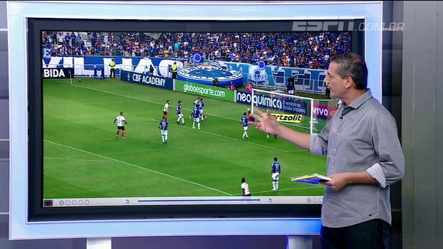 Falta no gol do Flamengo? Para Sálvio, lance foi legal
