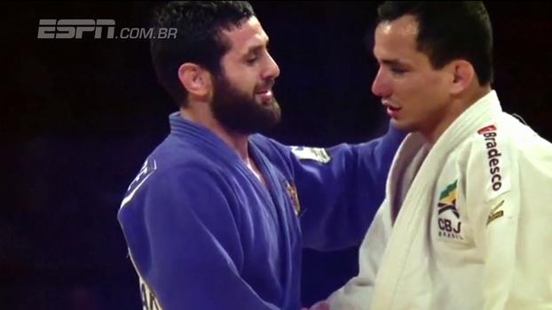 Brasileiros levam 3 medalhas no Grand Slam de judô de Abu Dhabi