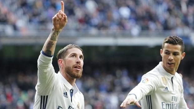 LaLiga: Gols de Real Madrid 2 x 1 Málaga