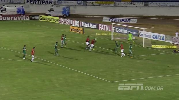 Assista aos gols de Boa Esporte 2 x 0 Goiás