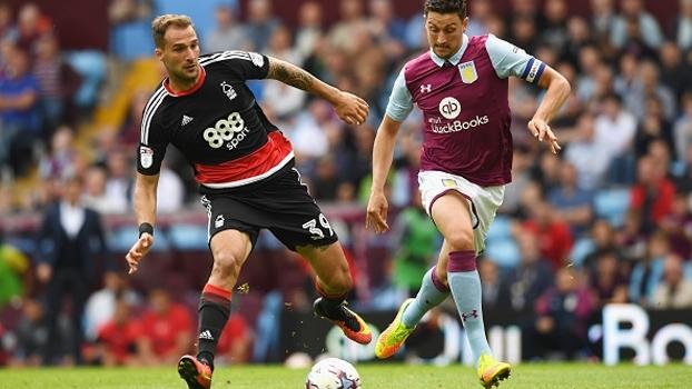 Em duelo de campeões europeus, Aston Villa e Nottingham Forest empatam na segunda divisão inglesa