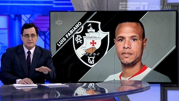 Antero elogia Luis Fabiano por 'nome e história', mas alerta torcedor: 'Não veio pra resolver'