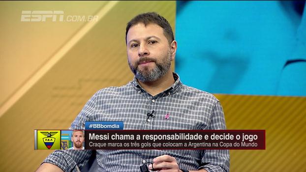 Marra exalta Lionel Messi e descarta comparações a Maradona: 'Por favor, relaxem e curtam'
