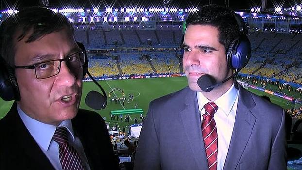 Calçade vê Alemanha mais em casa que o Brasil durante a Copa, exalta preparação e diz: 'Exemplo para nós'