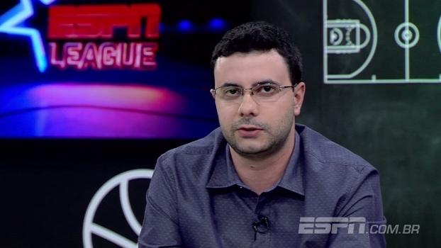 Repórter do ESPN.com.br explica o que significou para os Celtics troca feita pré-Draft