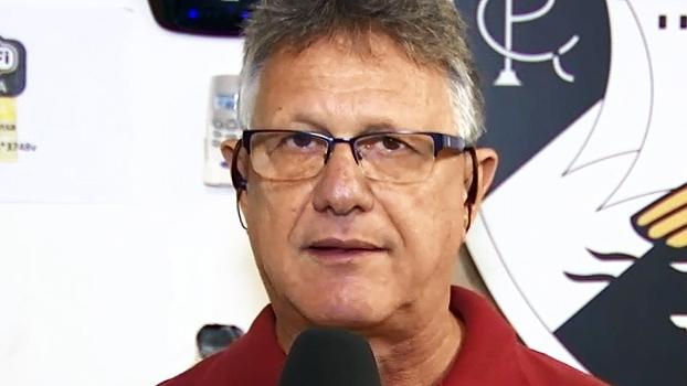 Cícero Mello: 'Tenho quase certeza que no dia 9 de maio o Jorginho estará se apresentando ao Cruzeiro'