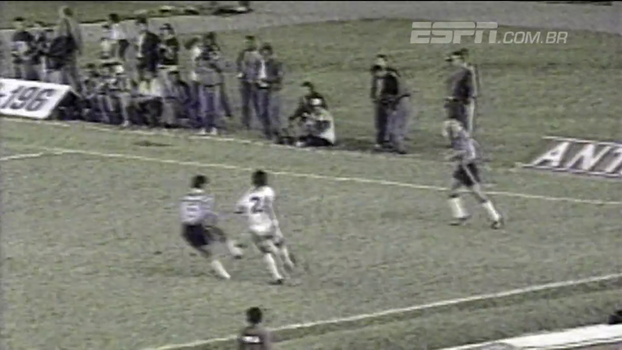 Memória: Em 1993 Grêmio e Cruzeiro se encontraram na final da Copa do Brasil