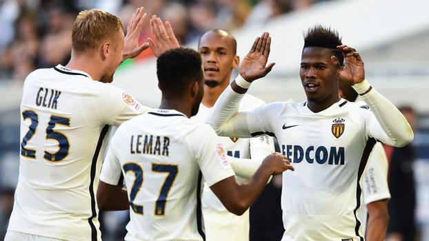 Veja os gols de Bordeaux 0 x 2 Monaco