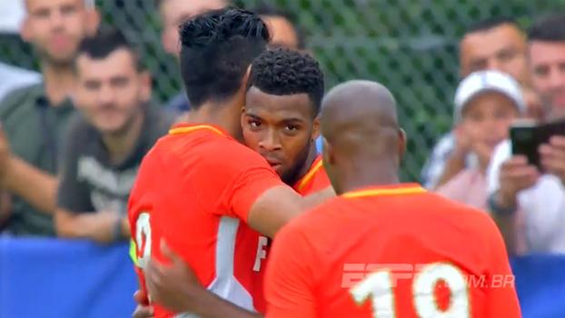 Assista aos melhores momentos do empate entre Monaco e Fenerbahce