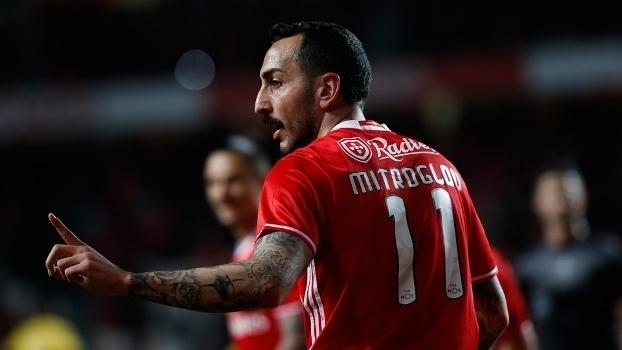 Português: Gols de Benfica 3 x 0 Arouca