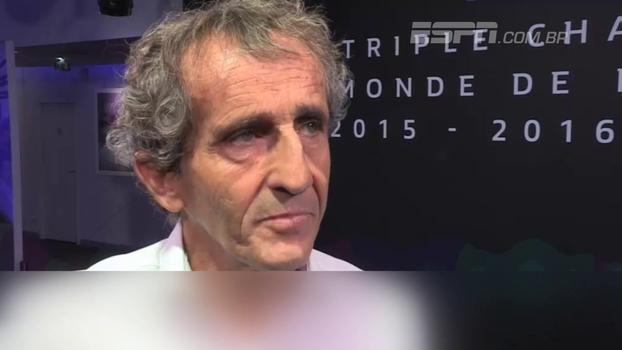 Prost não descarta Vettel na briga pelo título: 'Ele nunca desiste'