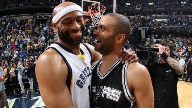 Veja lances da vitória dos Spurs sobre os Grizzlies por 103 a 96