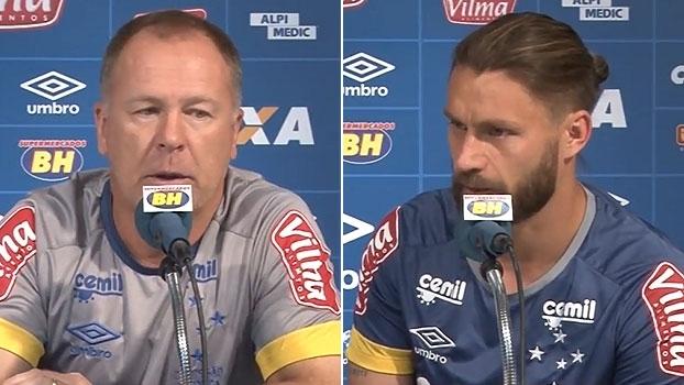Mano Menezes e Rafael Sóbis comemoram 'descanso' e projetam duelo com o Grêmio