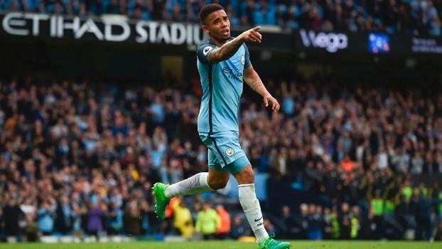 Premier League: Gols de Manchester City 3 x 1 West Bromwich