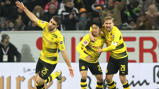 Assista aos melhors momentos da vitória do Borussia Dortmund sobre o Mainz por 2 a 0!