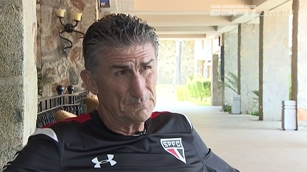 Bauza diz que classificação na Libertadores fará São Paulo continuar crescendo emocionalmente