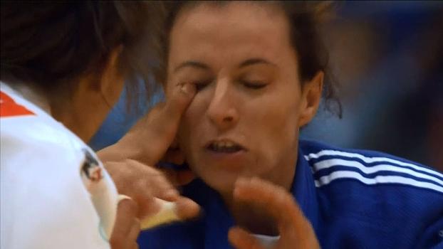 Pisão e dedo no olho; Mundial de Judô tem momentos sem fair-play