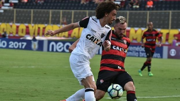 Brasileiro: Gols de Vitória 2 x 0 Atlético-MG