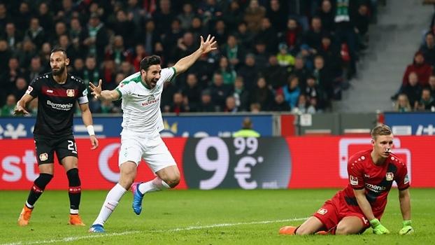 Bundesliga: Melhores momentos de Bayer Leverkusen 1 x 1 Werder Bremen