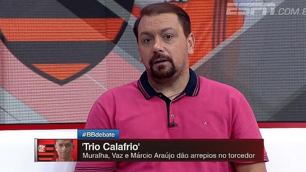 Alê, sobre classificação do Flamengo: 'Teve resultado, mas não desempenho'